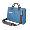 Urbana slim laptop briefcase